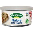 Pate Nature NaturGreen 125 Gr <hr>22.48€ / Kilo.
