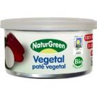 Pate Vegetal NaturGreen 125 Gr <hr>22.48€ / Kilo.