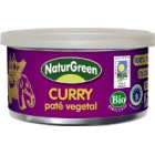 Pate Curry NaturGreen 125 Gr <hr>22.48€ / Kilo.