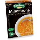 Sopa Minestrone A Las Finas Hierbas NaturGreen 40 Gr <hr>40.00€ / Kilo.