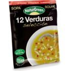 Sopa 12 Verduras Selección NaturGreen 40 Gr <hr>40.00€ / Kilo.