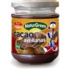 Crema Avellanas Y Cacao NaturGreen 200 Gr <hr>22.50€ / Kilo.