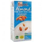 Bebida EcoMil Almond Calcio 1 L <hr>2.83€ / Litro.