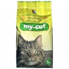 Arena Para Gatos MYCAT 5 Kg <hr>0.37€ / Kilo.