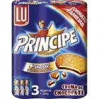 Galleta Príncipe Rellena De Chocolate 250 Gr Pack-3