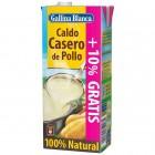 Caldo Casero De Pollo Natural + 10% Gratis Gallina Blanca 1 L
