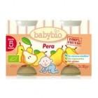 Potito Pera Babybio 2x130 Gr <hr>10.38€ / Kilo.