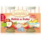 Potito Delicia De Frutas Babybio 2x130 Gr <hr>10.00€ / Kilo.