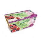 Yogurt Soja Frutos Del Bosque 2x100 Gr Sojade <hr>8.50€ / Kilo.