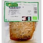 Bistec De Seitan Y Shitake 160gr. <hr>27.06€ / Kilo.