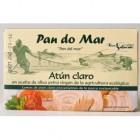 Atún Claro En Aceite De Oliva Ecológico 120 Gr PAN DO MAR <hr>32.50€ / Kilo.