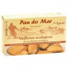 Mejillones En Escabeche 115 Gr Bio PAN DO MAR <hr>38.78€ / Kilo.