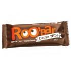 Roobar Trozos De Cacao Y Almendras 30 Gr <hr>62.00€ / Kilo.