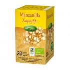 Caja Infusión Manzanilla Eco 20 Filtros