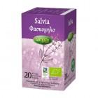 Caja Infusión Salvia Eco 20 Filtros <hr>0.11€ / Unidad