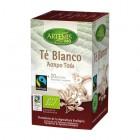 Caja Infusión Te Blanco Eco 20 Filtros <hr>0.09€ / Unidad