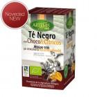 Caja Infusión Te Negro Chocolate Y Citrico 20 Fil. <hr>0.12€ / Unidad