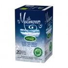 Caja Infusión Mediterranea Eco 20 Filtros <hr>0.11€ / Unidad