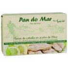 Filetes De Caballa En Aceite De Oliva 120 Gr Bio PAN DO MAR <hr>26.50€ / Kilo.