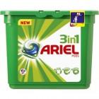 Detergente Ariel 3 En 1 Caps 27 Und <hr>0.39€ / Unidad