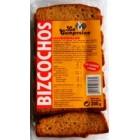 Bizcochos Integrales Sin Azúcar 200 Gr La Campesina