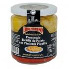 Preparado Tortilla De Patata Con Piquillos Lino Moreno 370gr <hr>10.71€ / Kilo.
