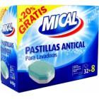 Pastilla Antical Mical 32+8 Und