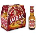 Cerveza Ambar 25 Cl Pack 6