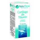 Cartílago De Tiburón 45 Cápsulas Naturtierra <hr>0.21€ / Unidad