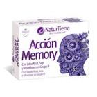 Accion Memory 60 Cápsulas Naturtierra <hr>0.09€ / Unidad