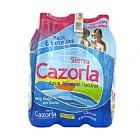 Agua Mineral Sierra De Cazorla 1,5 L Pack 6 <hr>0.33€ / Kilo.